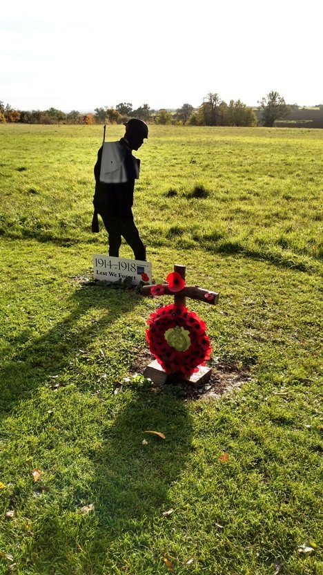 .Colmworth Remembrance (1)